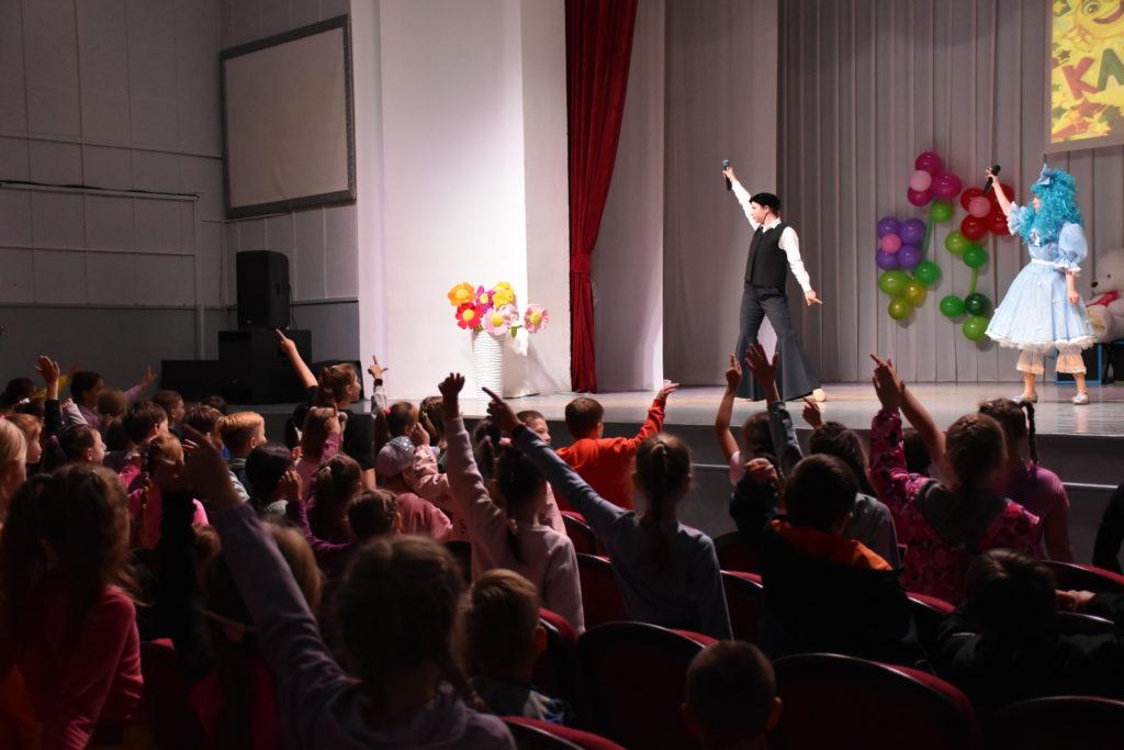 DSC 0257 1024x683 - Праздничная программа в День защиты детей