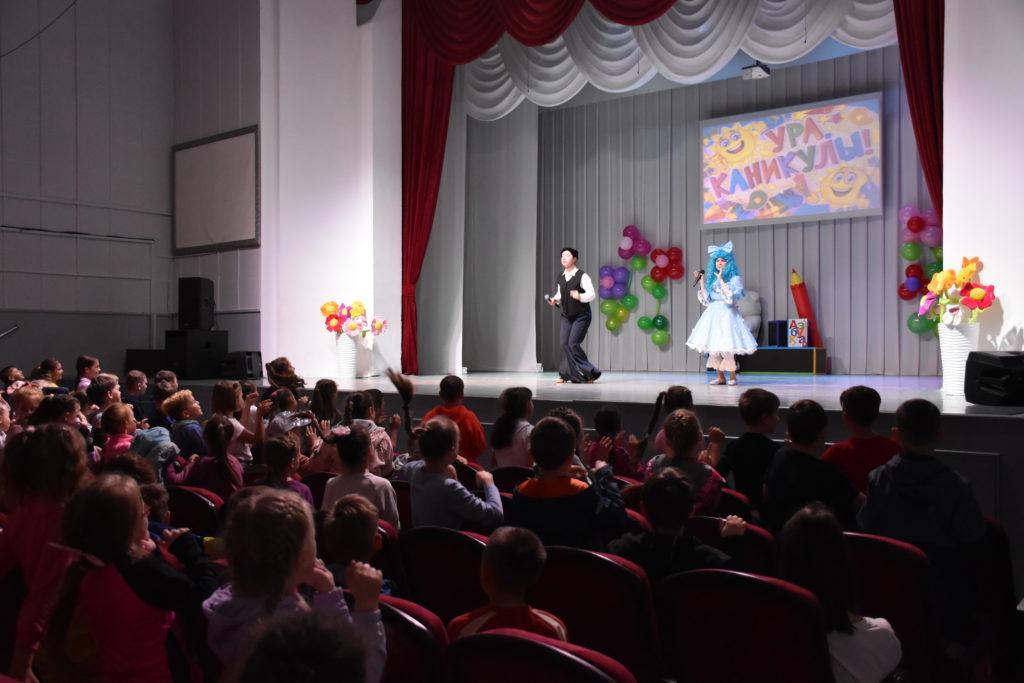 DSC 0261 1024x683 - Праздничная программа в День защиты детей